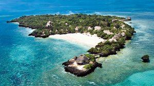 Chale Island. Kenya