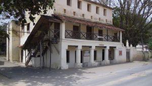 House of Columns, Malindi