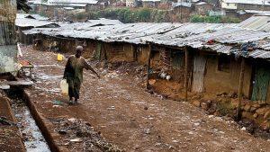 Kibera Slum Nairobi, Kenya