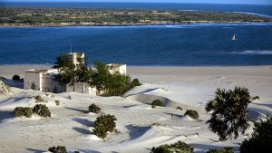 Lamu Shela Dunes Fort, Kenya