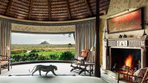 Lounge Ol Jogi Ranch