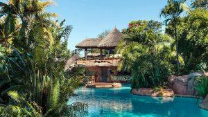 Swimming Pool Ol Jogi Ranch