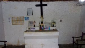 Portuguese Chapel (Interior), Malindi
