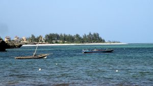 Ocean Breeze Beach Watamu-Kenya