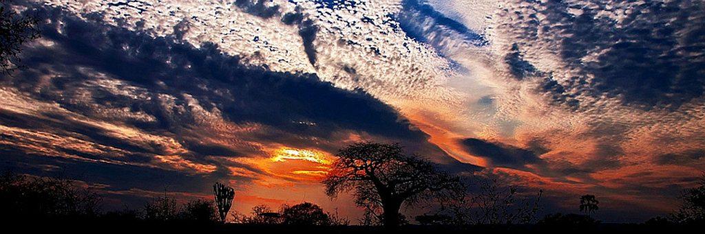 Clima del Kenya-Panoramica del cielo