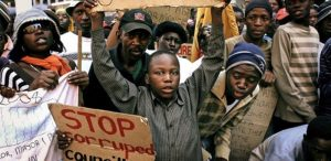 Corruzione in Africa-Il Kenya resta in testa al primo posto