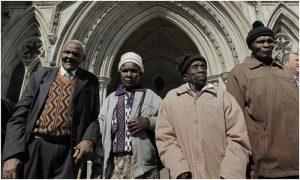 Mau Mau davanti alla Corte di Giustizia londinese