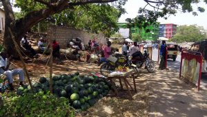 Malindi-Il vecchio mercato