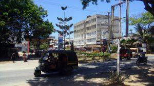 Malindi-Una via del centro