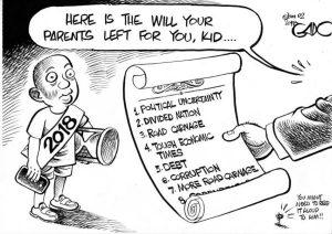 Eredità che il Kenya lascia alle nuove generazioni