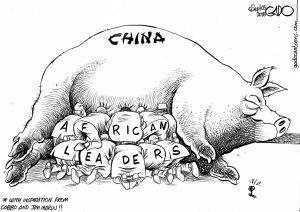 Come la corruzione cinese ingrassa la leadership del Kenya